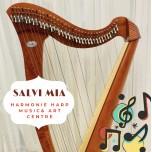 2nd Hand Salvi Mia Harp