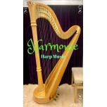 Harp Rental - Lyon & Healy 85CG