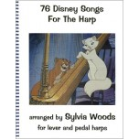 76 Disney Songs for Harp