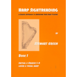 Harp Sightreading Book 1