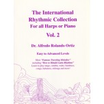 The International Rhythmic Collection Vol 2 for harp