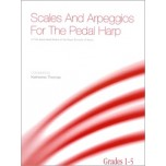 ABRSM Scales & Arpeggios for Pedal G1-5