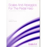 ABRSM Scales & Arpeggios for Pedal G6-8