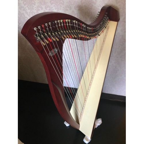 SOLD - 2nd Hand Salvi Gaia Lever Harp