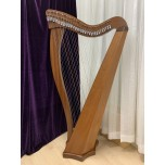 Harpmini Collection - 34 Strings Lever Harp