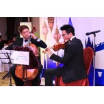 Live Music - Strings Duet, Trio, Quartet