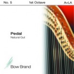 Bow Brand Pedal Natural Gut String Set - 1st to 5th Octave (35 Strings)