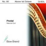 Bow Brand Pedal Natural Gut - Over 1st Octave G