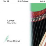 Bow Brand Lever Gut - 3rd Octave String Set (7 strings)