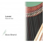 Bow Brand Lever Gut - 2nd Octave String Set (7 strings)