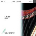 Bow Brand Lever Nylon - 2nd Octave F