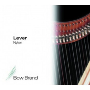 Bow Brand Lever Nylon - 4th Octave Set (7 Strings)