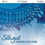 Silkgut Synthetic Lever String, 1st Octave G