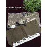 Bag - with keyboard pattern